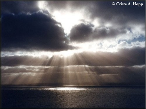 cloudsNocean