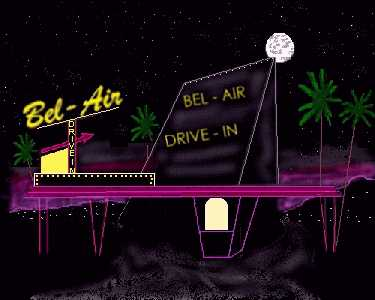 Bel-air drivein